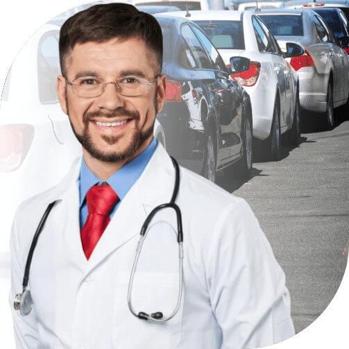 Thumbnail Medicina do Tráfego