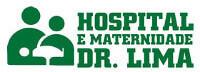Logomarca Hospital e Maternidade Dr. Lima
